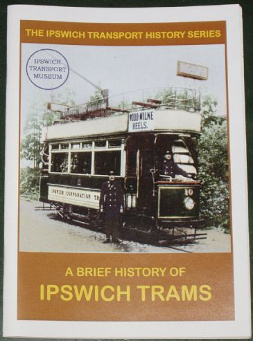 A Brief History of Ipswich Trams